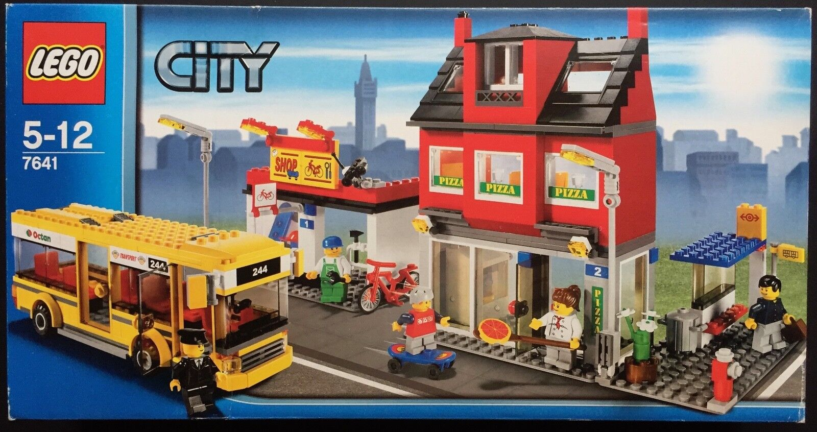 LEGO City Corner 7641 New