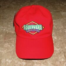 Boulevard Brewing Expands Men Womens Wool Cool Cap Adjustable Snapback Sports Hat