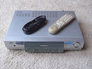 JVC HR-S9850 High-End S-VHS ET Videorecorder, mit FB, 2 Jahre Garantie