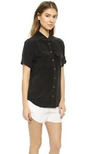 198-Slim-Signature-Equipment-100-Silk-Short-Sleeve-Shirt-Black