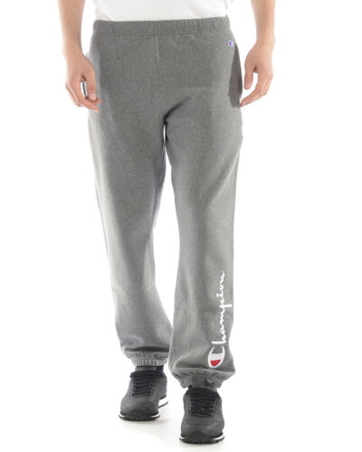 Champion Tracksuit Cotton Man Grey 111578 EM519 Sz S MAKE OFFER