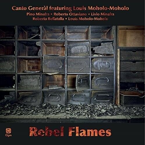 Canto General - Rebel Flames [New CD] Spain - Import