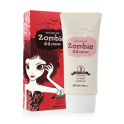 Welcos MERIT Killing Me Zombie BB Cream (SPF50+/PA+++) 50ml / Perfect coverage