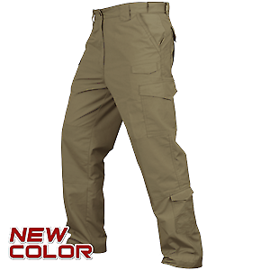 Condor Outdoor Sentinel Tactical Pants (Tan 40W X 30L)  24077