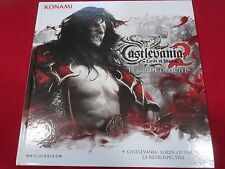 GUIDE OFFICIEL CASTLEVANIA LORDS OF SHADOW 2 PS3 XBOX 360 PC COMME NEUF