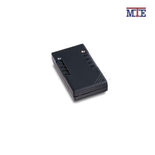 Telecomando trasmettitore nuovo e originale Cardin TRQ038800 a 8 canali