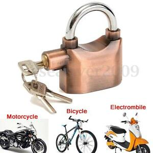 110dba-Padlock-Sound-Alarm-Lock-Security-for-Bike-Bicycle-Motorcycle-Garage