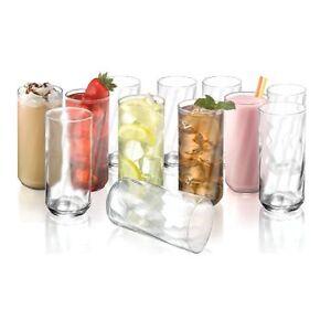luminarc g9896 16 oz drinking glass cooler set of 12 ebay. Black Bedroom Furniture Sets. Home Design Ideas