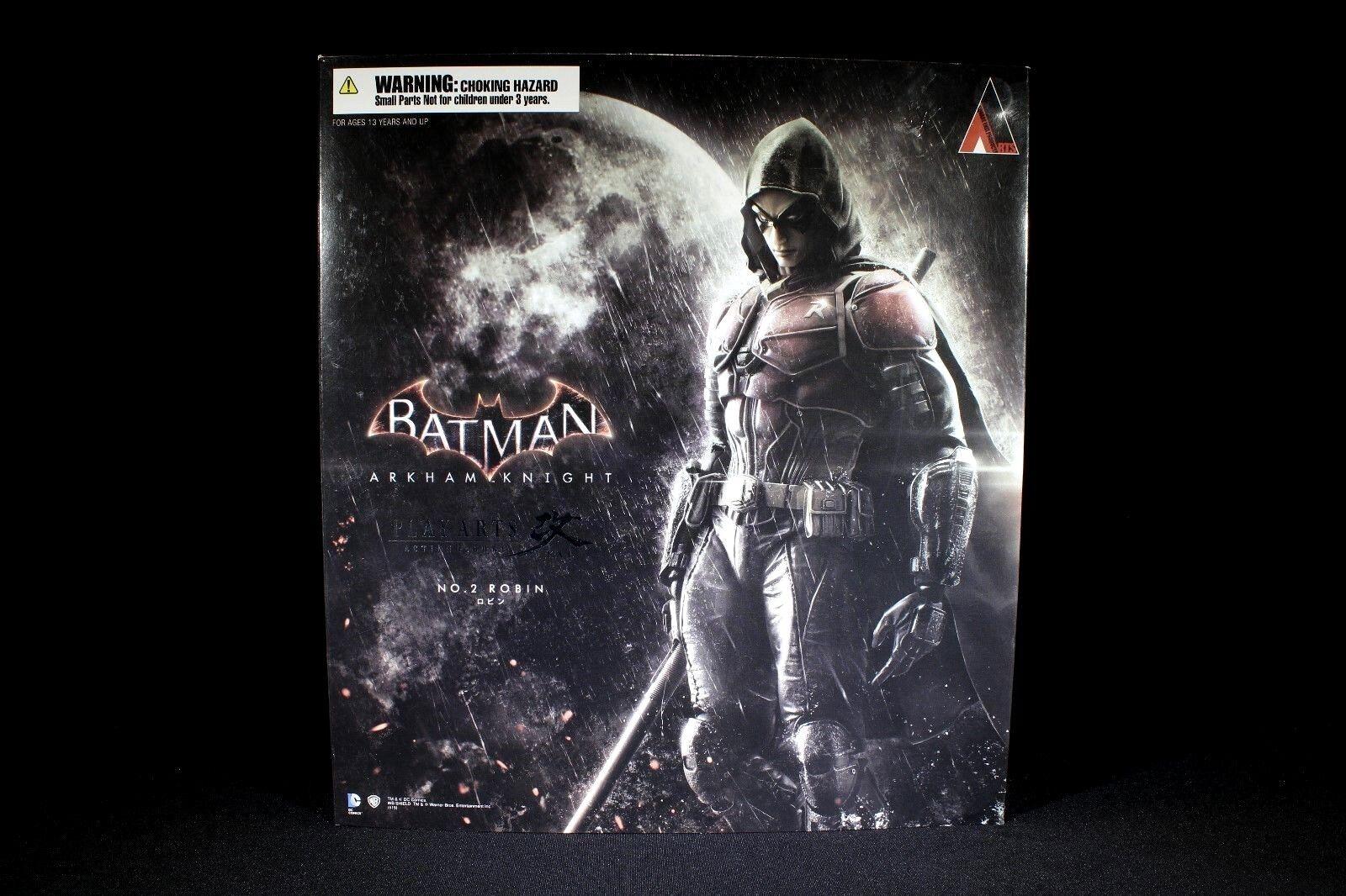 Batman Arkham Knight; Robin; Play Art Kai, 9  Action Figure NEW