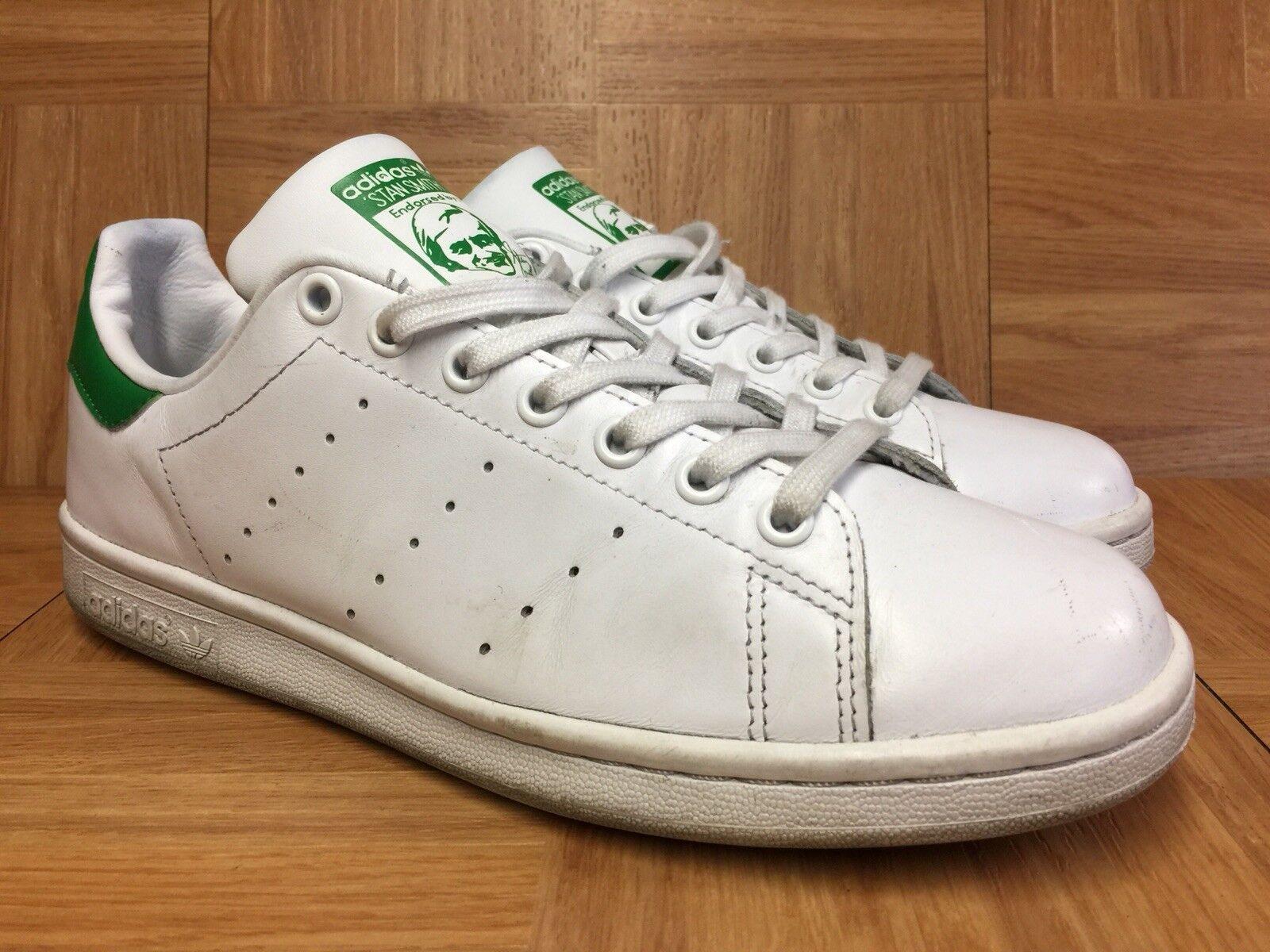 Cloud Smith Stan Adidas RARE White M20324 8.5 Sz shoes