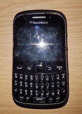 Blackberry 9320 Black Mobile Phone Smart locked EE Grade A/B