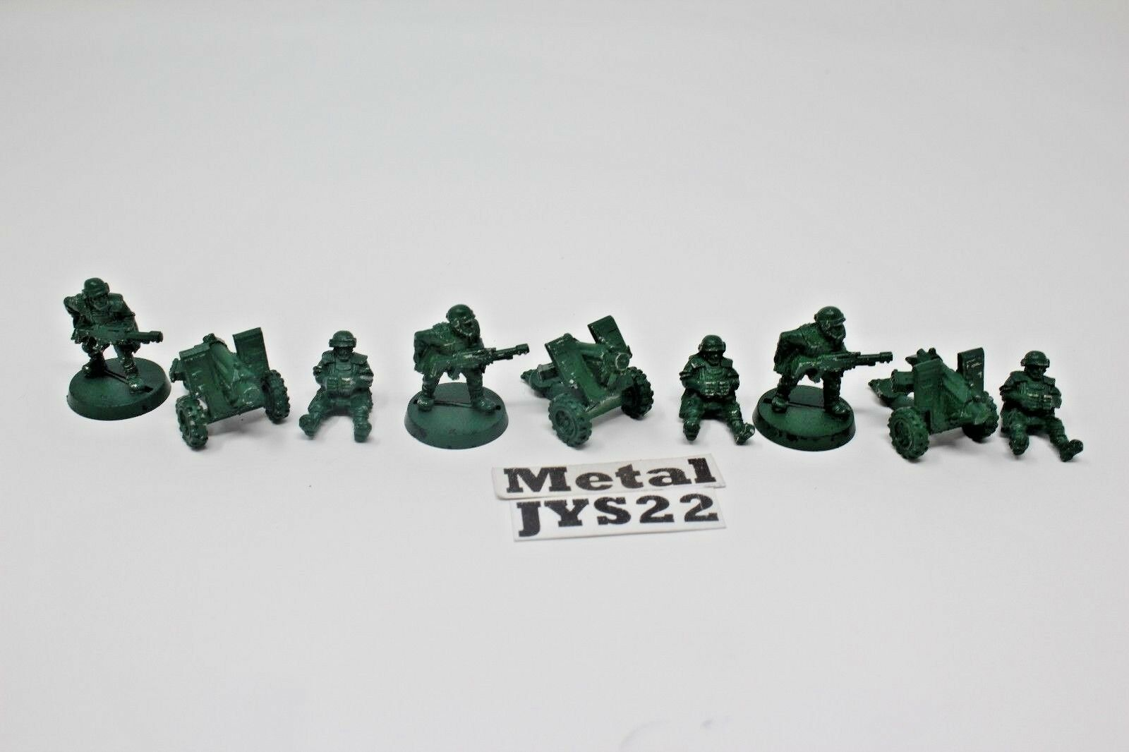 Warhammer Imperial Guard Metal Cadian Heavy Weapon Teams Teams Teams e66b55