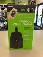Woods WiOn Outdoor Wifi Outlet BRAND NEW ! Mississauga / Peel Region Toronto (GTA) Preview
