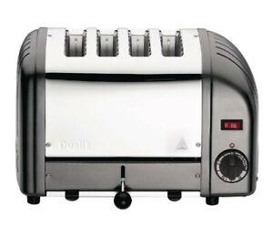 New-Dualit-Classic-Retro-Style-Vario-Four-Slot-Toaster-4-Slice-Metallic-Charcoal