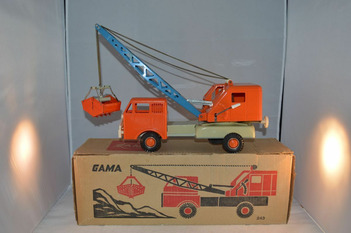 Gama 2806  not the 2808  Tascheger in box mit OVP rare selten difficult to find