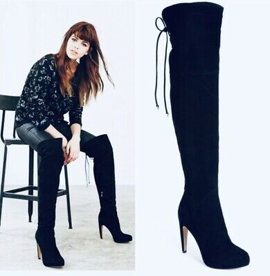 Kayla Over The Knee Boots