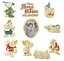 thumbnail 3 - Disney Store Japan Snow White and the Seven Dwarfs Collected Pin Badge Set 2021
