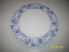 ROYAL WORCESTER CHEESE / CAKE PLATE - ORIENTAL BLUE