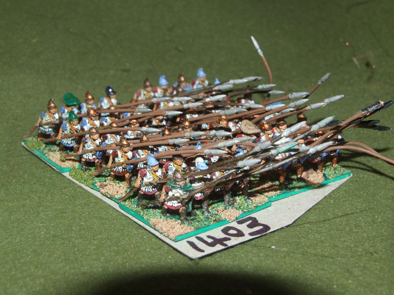 15 klassische   mazedonisch - fuß - gefährten 48 infanterie - inf (a1403)