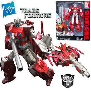 NEW Transformers Generations Combiner Wars Voyager Class SCATTERSHOT Figure