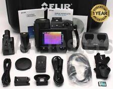 Flir T640 30hz 640 X 480 Infrared Thermal Imaging Camera 246mm Ir Lens Imager