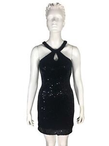 Evening Eu Dress Uk Black 10 Nights 6 Dress 38 Size Magic Party Us vZ1IU