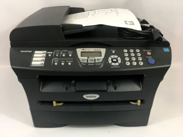 Drivers Brother MFC-7820N Printer