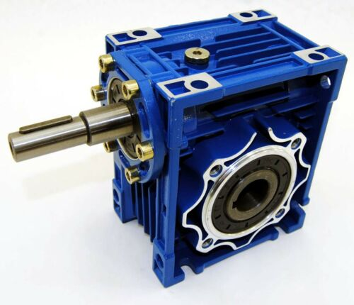 Lexar Industrial RV063 Worm Gear 100:1 Coupled Input Speed Reducer