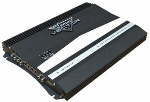 Lanzar-Vector-4-Ch-Four-Channel-2000w-Black-Bridgeable-Car-Speaker-Amplifier-Amp