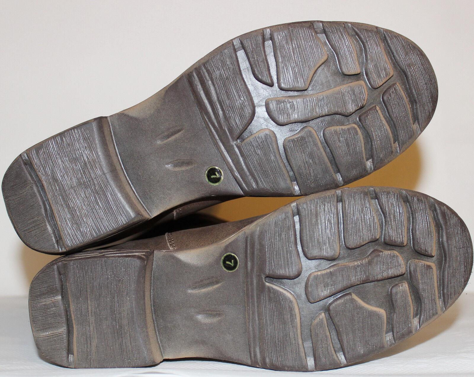 ✿STEVEN Steve Madden Madeira Antiqued Premium M Leder Zip Stiefel 7 M Premium NEW  L@@K C4 304efb