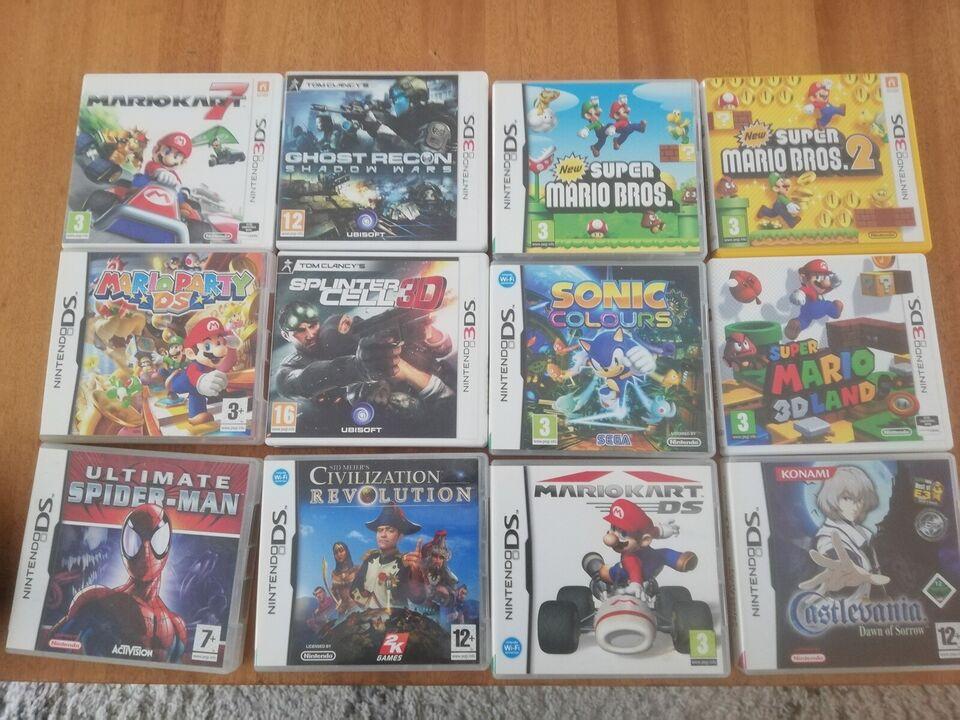 Nintendo 3DS, 3DS XL, God