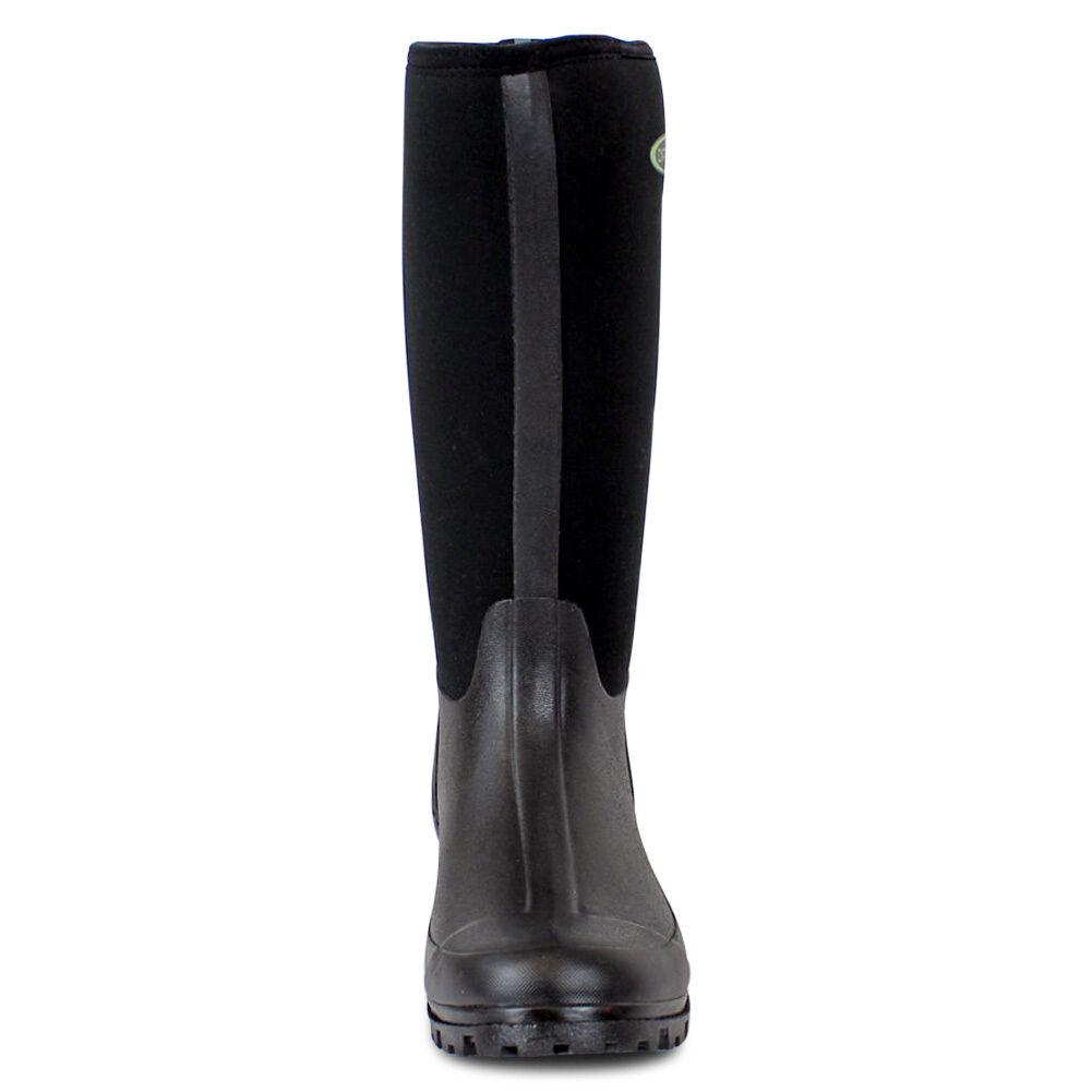 Dirt Boot® Neoprene Wellington Muck Boot Womens Mens Unisex Unisex Unisex Black c28f35