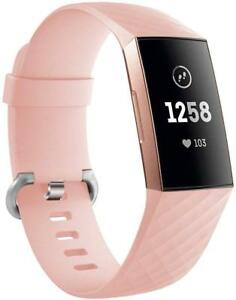 Fitbit-Charge-3-3-SE-Classic-Silicone-Replacement-Bands-Small-Multiple-Colors