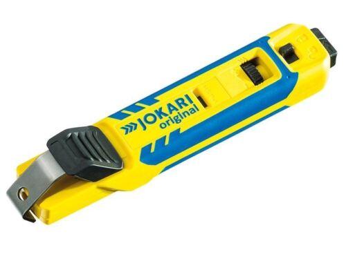 70mm Small Big System Jokari 7000 Cable /& Wire Stripper Cut Stripping Tool 4mm