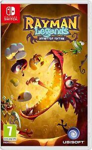 Rayman-Legends-Definitive-Edition-Nintendo-Switch-Brand-New-amp-Sealed-UK-PAL
