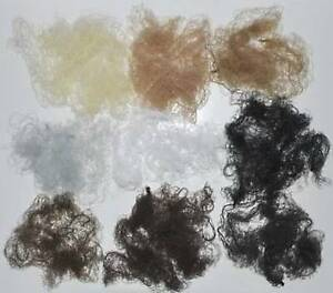 Haarschmuck 2019 Mode 0,25€/stk 100 StÜck Perligran Haarnetz Ostprodukt In 9 Verschiedenen Farben Kleidung & Accessoires