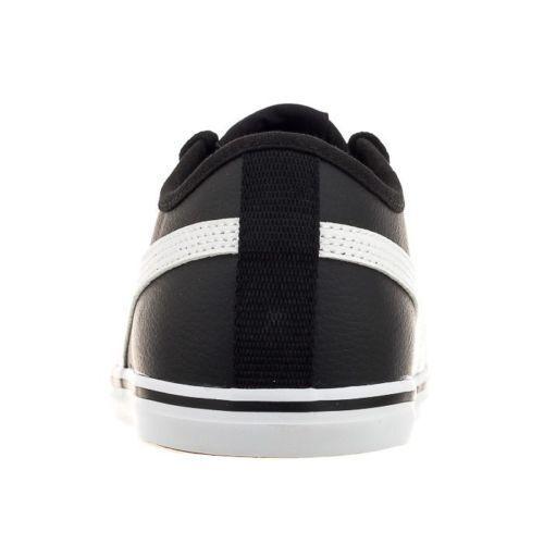 Nouvelles Junior V2 Blanc Officielles Boxed Puma Baskets Elsu Qualité Jr Noir Sl Chaussures wYqzACq