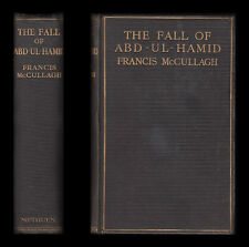 1910 FALL OF ABD-UL-HAMID Constantinople YOUNG TURK REVOLUTION Abdul Hamid ENVER