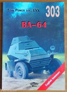 BA-64 - Soviet light armoured car - Militaria Publishing - English Summary - Reda, Polska - Zwroty są przyjmowane - Reda, Polska