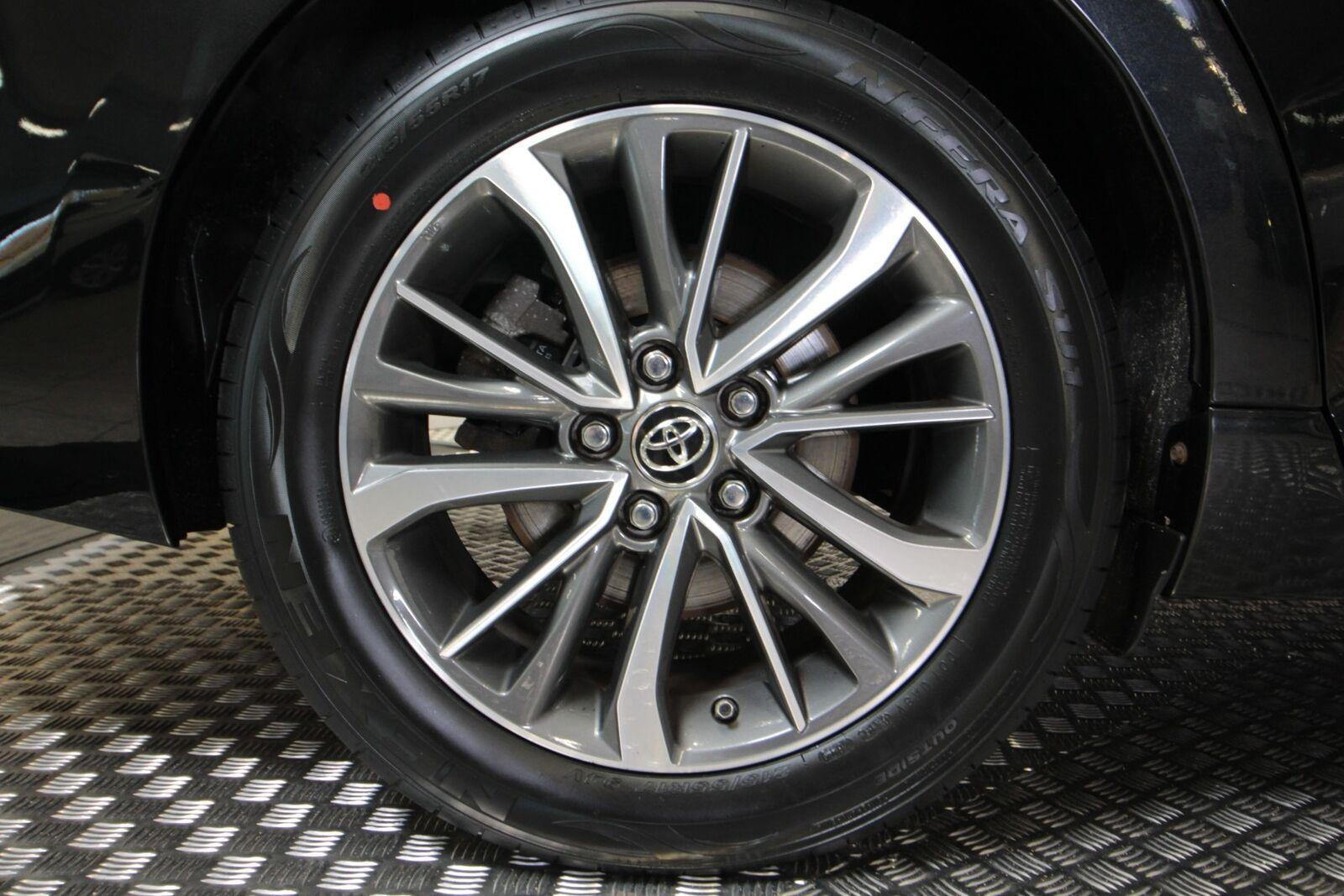 Toyota Avensis D-4D T2 TS