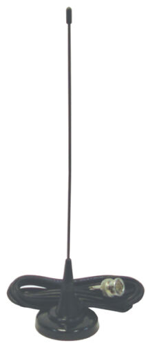 AUSCAN3 - 25-940 MHZ 16 TALL MAGNETIC MOUNT SCANNER ANTENNA