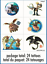 How-To-Train-Your-Dragon-Temporary-Tattoos-24-Pack-Party-Bag-Fillers-BNIP thumbnail 2