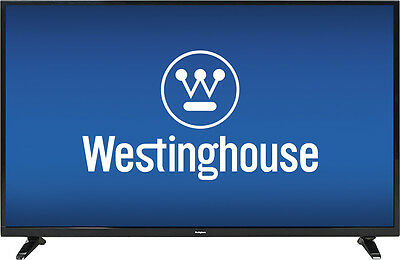 "Westinghouse - 50"" Class (50"" Diag.) - LED - 1080p - HDTV - Black high gloss"