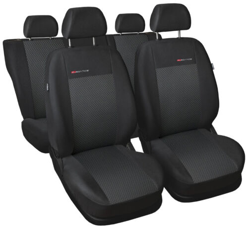 Fully Tailored Car seat covers for TOYOTA PRIUS II 2003-2009  full set