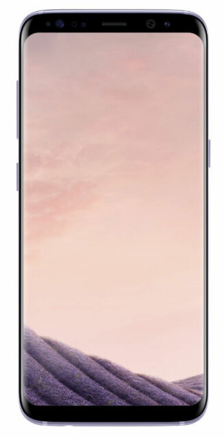 Samsung Galaxy S8 SM-G950U 64GB Gray International Korean Ve