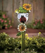 Decorative Solar Light Outdoor Stake Garden Pathway- Ladybug