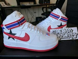 best sneakers 75d77 8d931 Image is loading Nike-NikeLab-Air-Force-One-1-High-x-