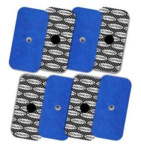 Electrodes-pour-Compex-avec-motif-argente-8-unites-50x100-mm-avec-1-SNAP