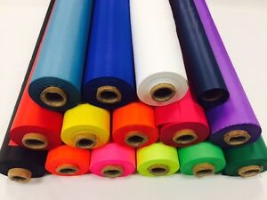 WATER-RESISTANT-RIPSTOP-FABRIC-BY-THE-METRE-PR3-15-COLOURS-FREE-POST