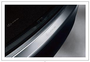 Lexus GS350 GS450H GS460 2008-2011 OEM REAR BUMPER APPLIQUE PT747-50180